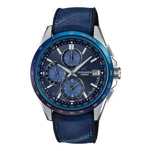 オシアナス OCEANUS カシオ CASIO OCW-T2600ALA-2AJR クラシックライン Japan Indigo 〜藍〜 世界限定1000本 正規品 腕時計|tokeikan