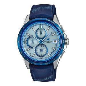 オシアナス OCEANUS カシオ CASIO OCW-T2600ALB-2AJR クラシックライン Japan Indigo 〜藍〜 世界限定700本 正規品 腕時計|tokeikan