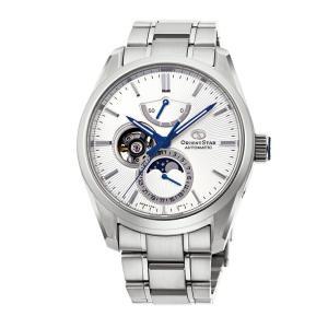 オリエントスター ORIENT STAR RK-AY0002S メカニカルムーンフェイズ 正規品 腕時計|tokeikan