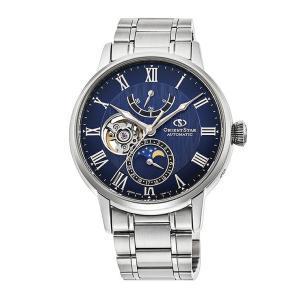 オリエントスター ORIENT STAR RK-AY0103L メカニカルムーンフェイズ 正規品 腕時計|tokeikan
