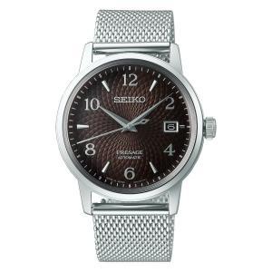 プレザージュ PRESAGE セイコー SEIKO SARY179 ベーシックライン カクテルタイム ブラック・ルシアン 正規品 腕時計 tokeikan