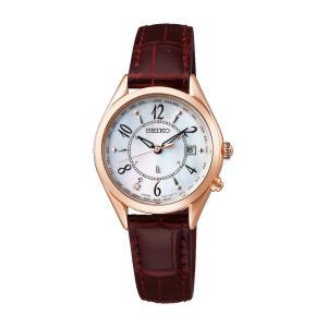 ルキア LUKIA セイコー SEIKO SSQV078 ソーラー電波 正規品 腕時計|tokeikan