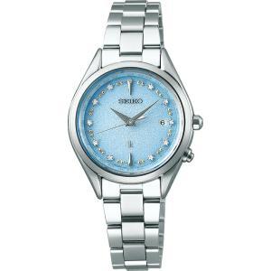 ルキア LUKIA セイコー SEIKO SSQV079 Jewel限定モデル アクアマリン 限定500本 正規品 腕時計|tokeikan