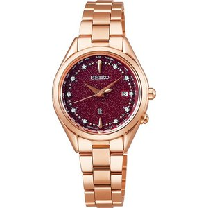 ルキア LUKIA セイコー SEIKO SSQV080 Jewel限定モデル ルビー 限定500本 正規品 腕時計|tokeikan