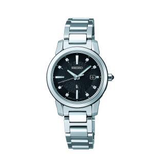 ルキア LUKIA セイコー SEIKO SSQV083 ソーラー電波 デビュー限定 限定800本 正規品 腕時計|tokeikan