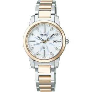 ルキア LUKIA セイコー SEIKO SSQV090 ソーラー電波 2021限定モデル 限定2000本 正規品 腕時計|tokeikan