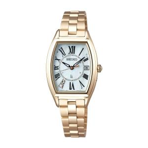 ルキア LUKIA セイコー SEIKO SSQW046 ソーラー電波 正規品 腕時計|tokeikan