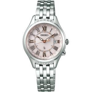 ルキア LUKIA セイコー SEIKO SSVV053 ソーラー電波 正規品 腕時計|tokeikan