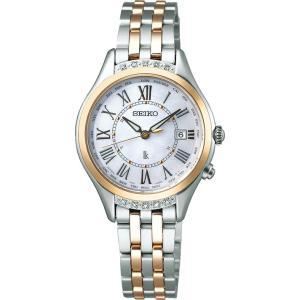 ルキア LUKIA セイコー SEIKO SSVV056 ソーラー電波 正規品 腕時計|tokeikan