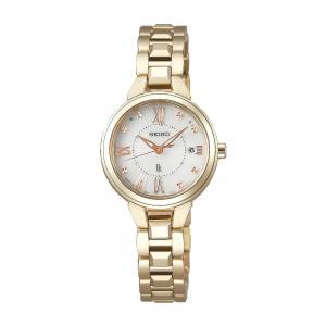 ルキア LUKIA セイコー SEIKO SSVW148 ソーラー電波 正規品 腕時計|tokeikan