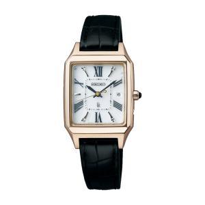 ルキア LUKIA セイコー SEIKO SSVW162 ソーラー電波 正規品 腕時計|tokeikan