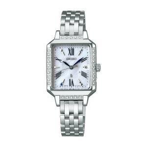 ルキア LUKIA セイコー SEIKO SSVW175 LUKIAYASE LUKIA25周年記念 限定500本 正規品 腕時計|tokeikan