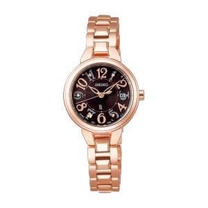 ルキア LUKIA セイコー SEIKO SSVW190 ソーラー電波 正規品 腕時計|tokeikan