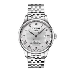 ティソ TISSOT T006.407.11.033.00 T-クラシック ル ロックル オートマチック 正規品 腕時計|tokeikan