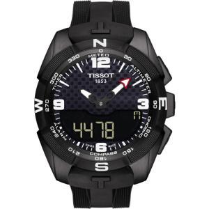 ティソ TISSOT T091.420.47.057.01 T-タッチ エキスパート ソーラー 正規品 腕時計|tokeikan