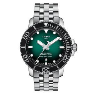 ティソ TISSOT T120.407.11.091.01 T-スポーツ シースター1000 オートマティック 正規品 腕時計|tokeikan