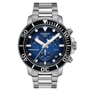 ティソ TISSOT T120.417.11.041.01 T-スポーツ シースター1000 クロノグラフ 正規品 腕時計|tokeikan