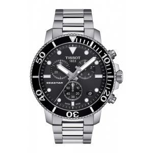 ティソ TISSOT T120.417.11.051.00 T-スポーツ シースター1000 クロノグラフ 正規品 腕時計|tokeikan
