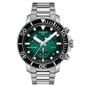 ティソ TISSOT T120.417.11.091.01 T-スポーツ シースター1000 クロノグラフ 正規品 腕時計|tokeikan