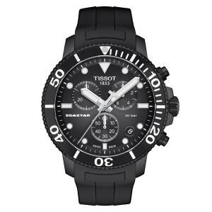 ティソ TISSOT T120.417.37.051.02 T-スポーツ シースター1000 クロノグラフ 正規品 腕時計|tokeikan