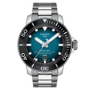 ティソ TISSOT T120.607.11.041.00 T-スポーツ シースター2000 プロ 正規品 腕時計|tokeikan
