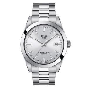ティソ TISSOT T127.407.11.031.00 ジェントルマン パワーマティック80 正規品 腕時計|tokeikan