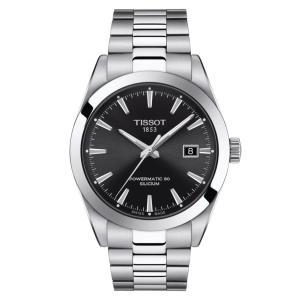 ティソ TISSOT T127.407.11.051.00 ジェントルマン パワーマティック80 正規品 腕時計|tokeikan