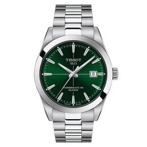 ティソ TISSOT T127.407.11.091.01 ジェントルマン パワーマティック80 正規品 腕時計|tokeikan