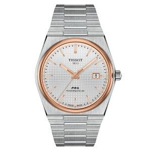 ティソ TISSOT T137.407.21.031.00 PRX オートマチック 正規品 腕時計|tokeikan
