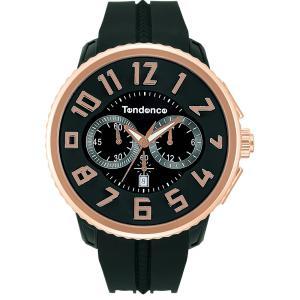 テンデンス Tendence TG046012R ガリバー ラウンド クロノグラフ 正規品 腕時計 tokeikan