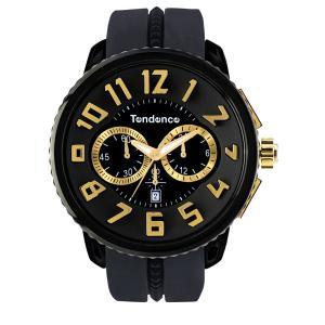 テンデンス Tendence TG460011 ガリバー ラウンド 正規品 腕時計 tokeikan
