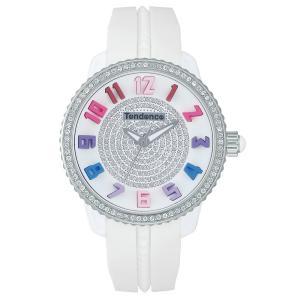 テンデンス Tendence TG930107R ガリバー レインボー ミディアム 日本限定 正規品 腕時計 tokeikan