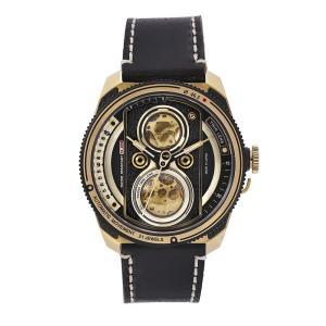 タックス TACS TS2002B-SET ツインレンズ オートマチック レトロゴールド 限定50セット 正規品 腕時計 tokeikan