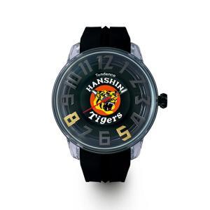 テンデンス Tendence TY023013 キングドーム 阪神タイガース85周年記念 限定 正規品 腕時計 tokeikan