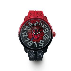テンデンス Tendence TY143101 ディカラー ウルトラマンベリアルモデル 限定 正規品 腕時計 tokeikan