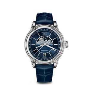 アビエイター AVIATOR V.1.33.0.255.4 ムーンフライト ニュームーン クォーツ 正規品 腕時計|tokeikan
