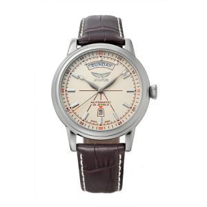 アビエイター AVIATOR V.3.20.0.141.4 ダグラス デイデイト オートマチック 正規品 腕時計|tokeikan