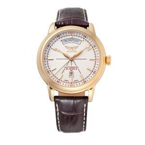 アビエイター AVIATOR V.3.20.1.147.4 ダグラス デイデイト オートマチック 正規品 腕時計|tokeikan