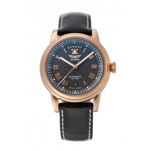 アビエイター AVIATOR V.3.35.2.275.4 ダグラス デイデイト オートマチック 41 正規品 腕時計|tokeikan