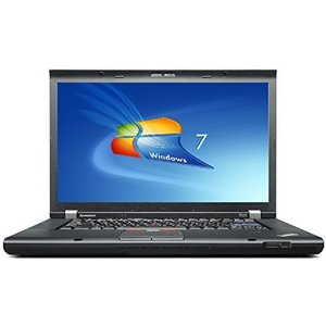 Lenovo Thinkpad T520 ノートパソコン i5 2.5Ghz 4GB Ram 500GB SATA Windows 7 P with Webcam MS Office 30 Day Free Trial  Kaspersky Anti-Virus