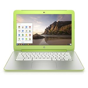 HP Chromebook 14 Inch ノートパソコン NVIDIA Tegra K1 2 GB 16 GB SSD Neon Green