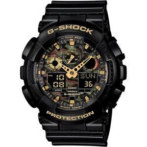 ブランド G-SHOCK(ジーショック)<br> 型番 GA-100CF-1A9<...