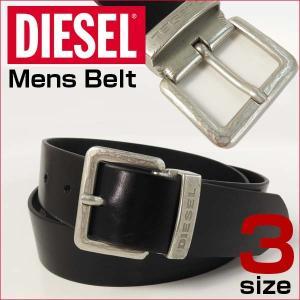DIESEL ディーゼル ベルト メンズベルト メンズ レザー ブラック 海外モデル BERES|tokeiten