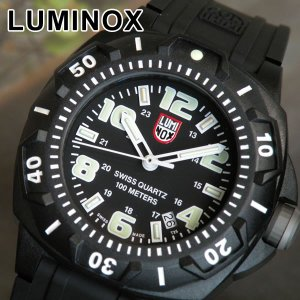 LUMINOX ルミノックス 時計 0201SL ブラック ホワイト SENTRY Watch 0201.SL セントリー ウォッチ メンズ 腕時計|tokeiten