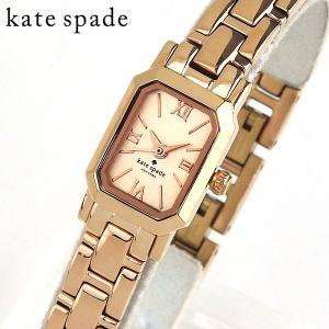 KateSpade NEW YORK ケイトスペード ニューヨーク タイニー ハドソン 1YRU0632 海外モデル レディース 腕時計 ローズゴールド メタル バンド|tokeiten