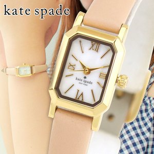 KateSpade ケイトスペード ニューヨーク タイニー ハドソン 1YRU0637 海外モデル レディース 腕時計 ゴールド イエローベージュ レザー|tokeiten