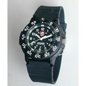 ルミノックス LUMINOX luminox ミリタリー 3001 ネイビーシールズ ブラック ウレタン 腕時計 ルミノックス LUMINOX|tokeiten