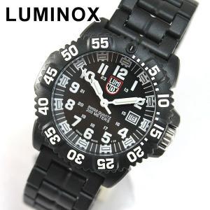 LUMINOX ルミノックス Navy SEALs ネイビーシールズ 3052 カラーマークシリーズ COLORMARK 3050 SERIES 黒 ブラック ミリタリー メンズ 腕時計 新品 海外モデル|tokeiten