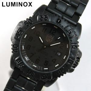 LUMINOX ルミノックス Navy SEALs ネイビーシールズ 3052.BO 3052BO Blackout ブラックアウト カラーマークシリーズ COLORMARK 黒 ブラック ミリタリー|tokeiten