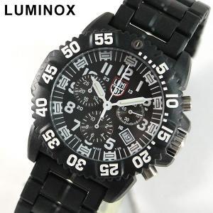 ポイント10倍 LUMINOX ルミノックス Navy SEALs ネイビーシールズ 3082 カラーマークシリーズ COLORMARK 3050 SERIES 黒 ブラック ミリタリー メンズ 腕時計|tokeiten